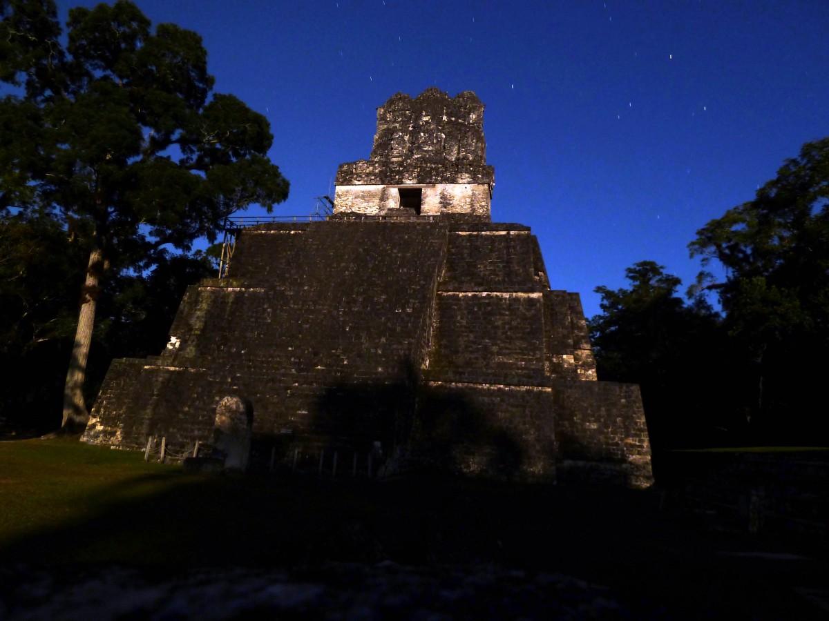Mayan Temples –Tikal