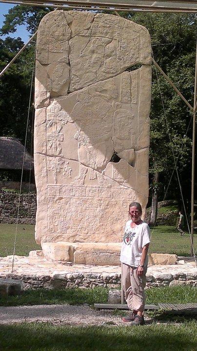 Mexican Ruins – Chiapas – Yaxchilán andBonampak