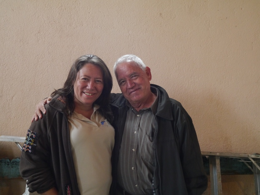 Altagracia Hernandez and DON Adrian