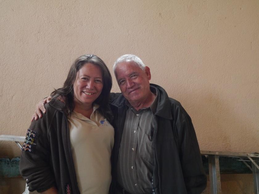 Altagracia Hernandez and DON Adrian