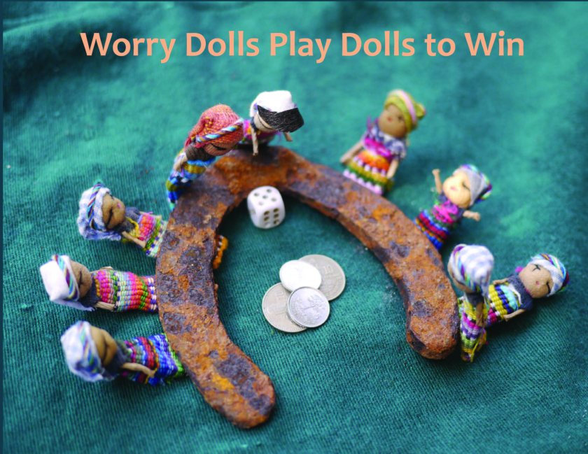 Dolls playing to win Big Time