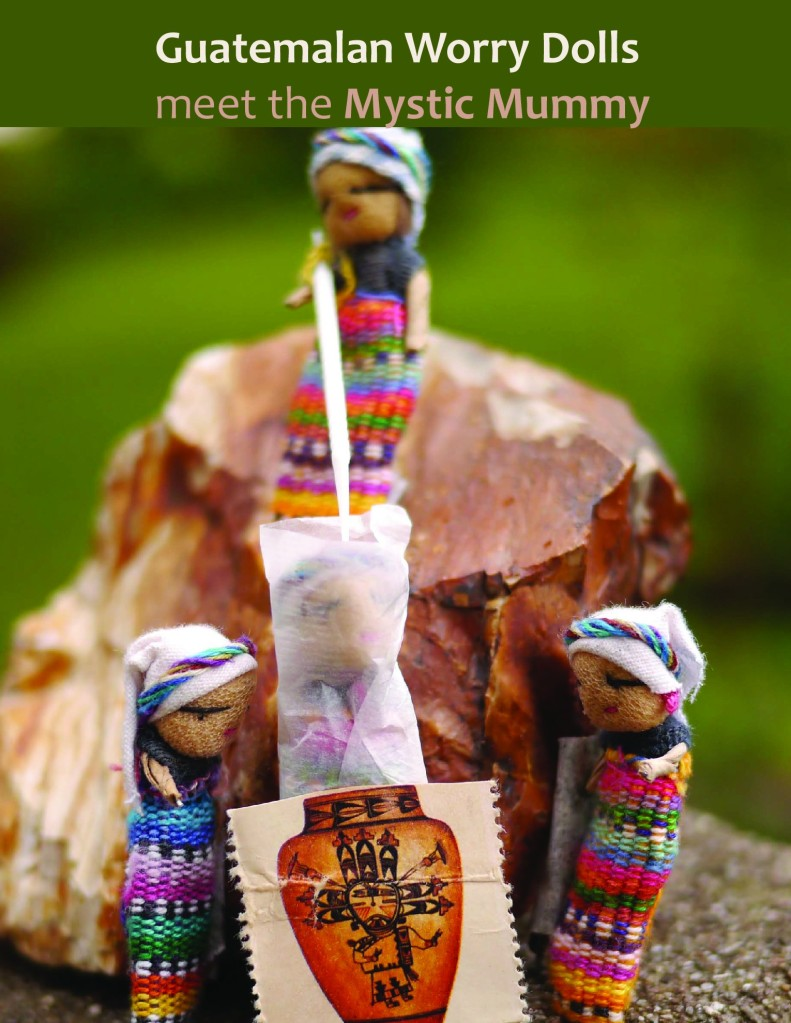 Worry Dolls on perigrination