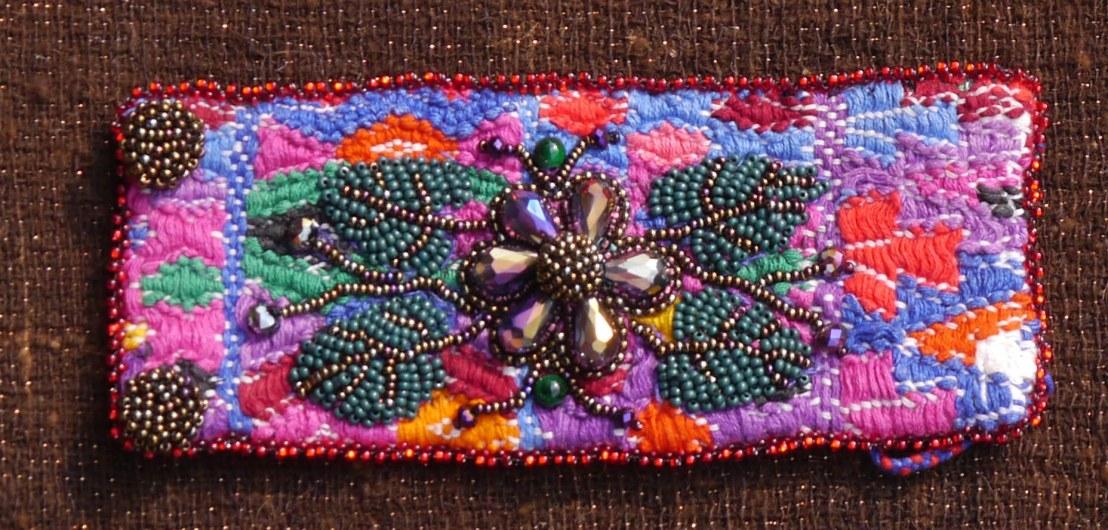 cuff-floral